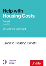 Help with housing costs volume two