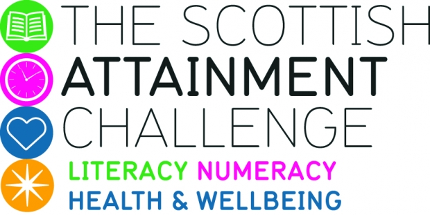 Scottish Attainment Challenge logo