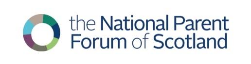 National parent forum of Scotland logo
