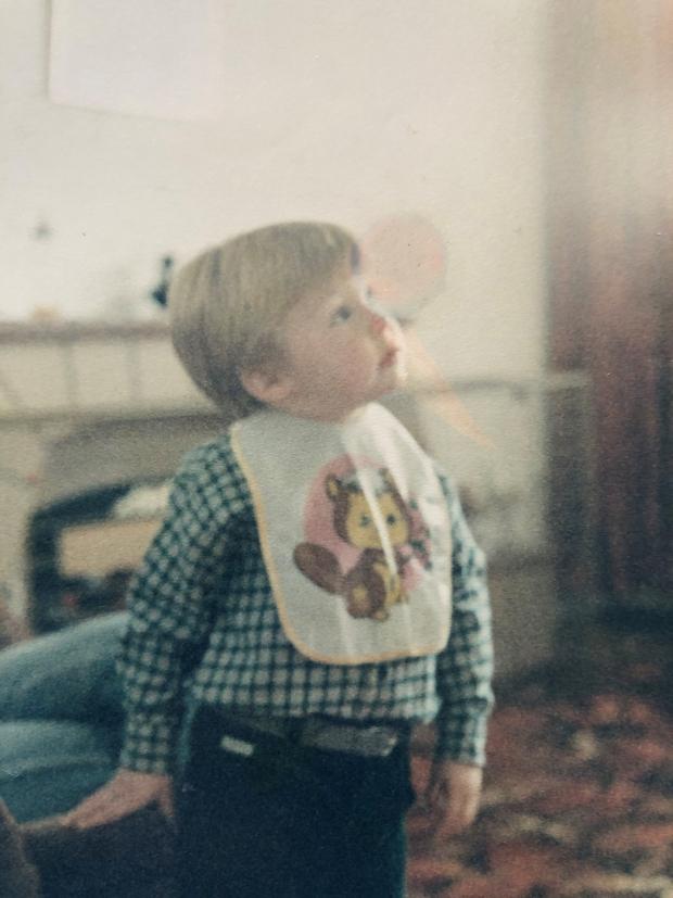 Richard childhood photo