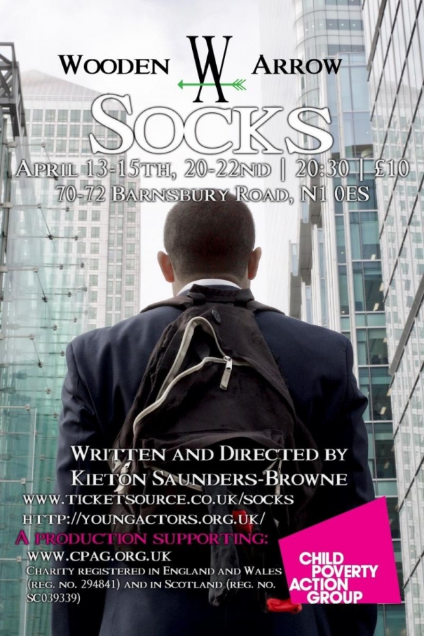 Socks flyer