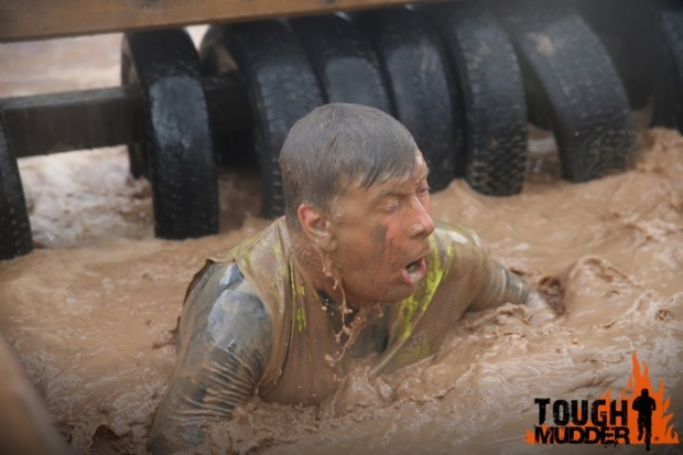 Tough Mudder contestant