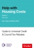 Help with housing costs volume one