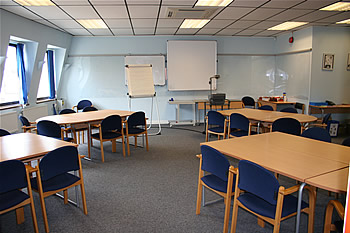 Training Room Child Poverty Action Group