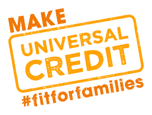 Make UC fit for families logo