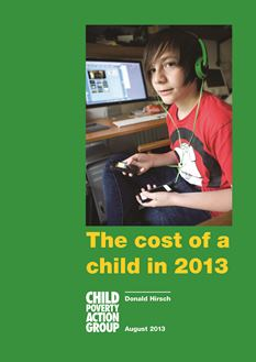 Cost of a Child in 2013