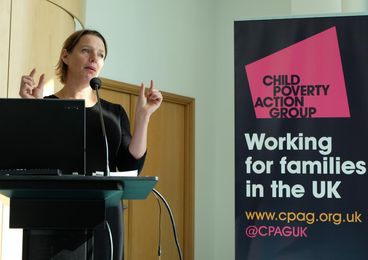 CPAG Welfare Rights Conference 2016
