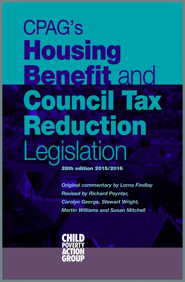 Housing Benefit & Council Tax