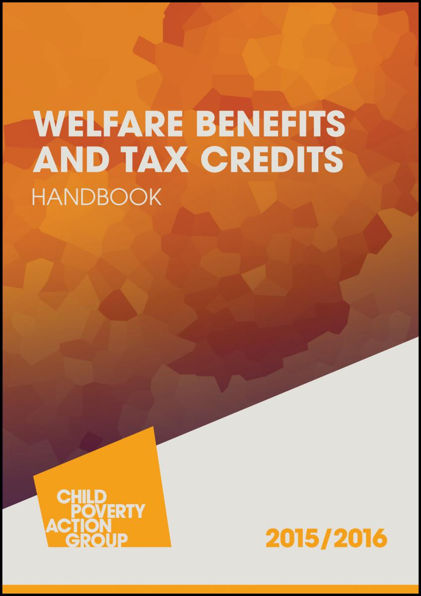 Welfare and Tax Benefits Handbook