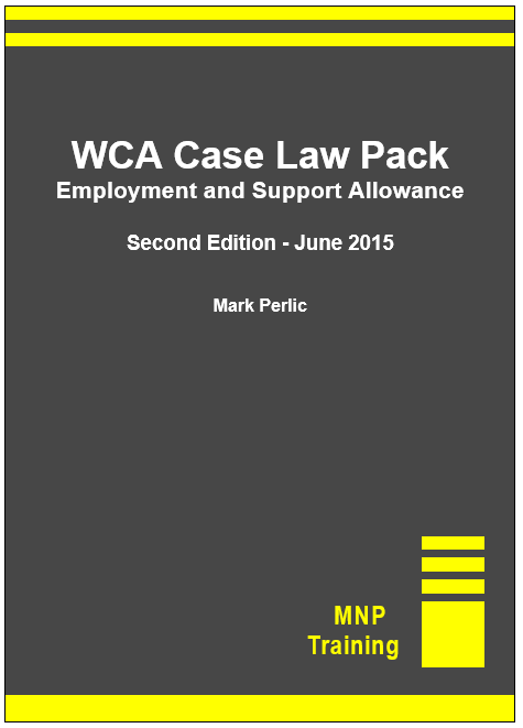 WCA Case Law
