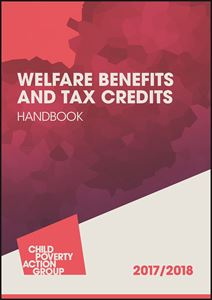 Welfare Benefits & Tax Credits Handbook 2017-2018